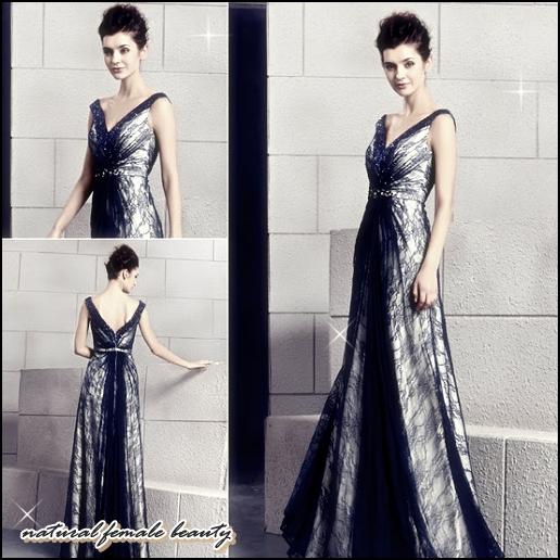 Memilih Model Desain Gaun Pesta Malam Elegan Robitotul Akyunni